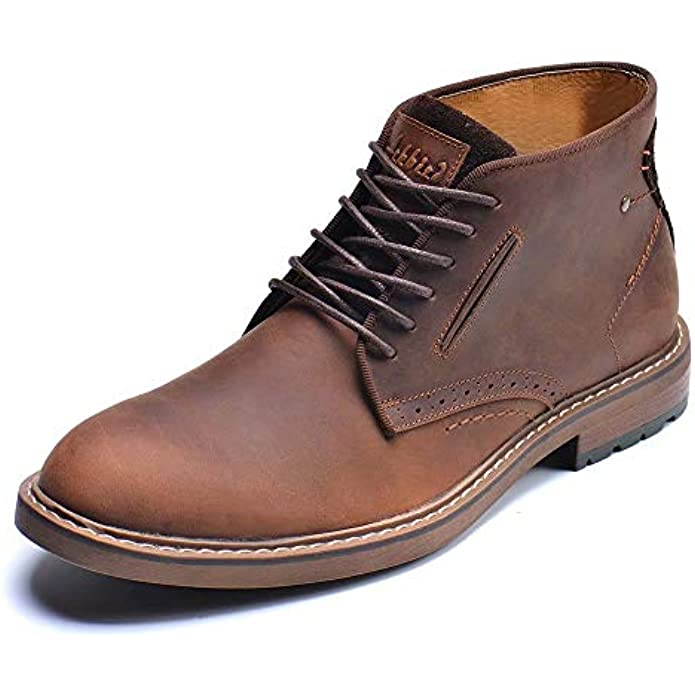 Chukka Boots Fashion and Comfort Casual Oxfords Ankle Lace Up Boot