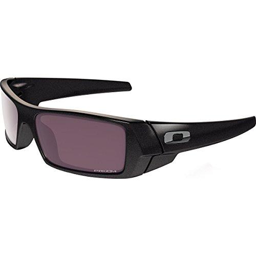 Oakley Mens Gascan Polarized Sunglasses, Granite/Prizm Daily, One Size (Oakley Uv Sunglasses)