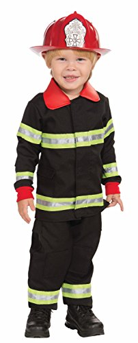 Forum Novelties Fireman Child Costume, Toddler -