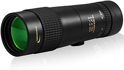 Aurosports 10 30x40 Monocular Waterproof Telescope product image