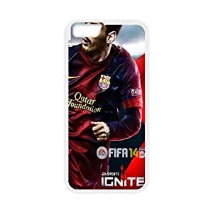 iPhone 6 4.7 Inch Cell Phone Case White Fifa 14 Hhoyy