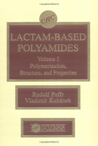 Lactam Based Polyamides, Volume 1: Polymerization, structure and properties