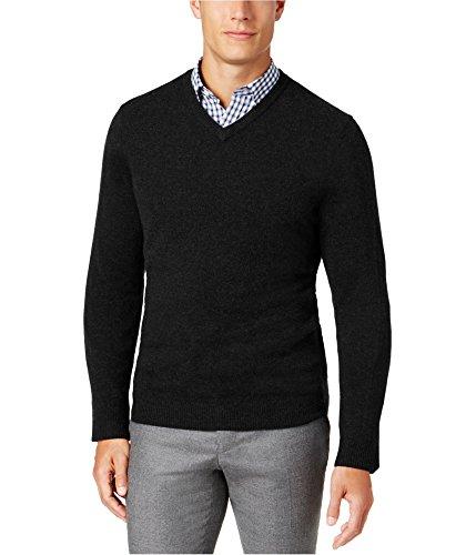 Club Room Men's V-Neck Cashmere Sweater Deep -