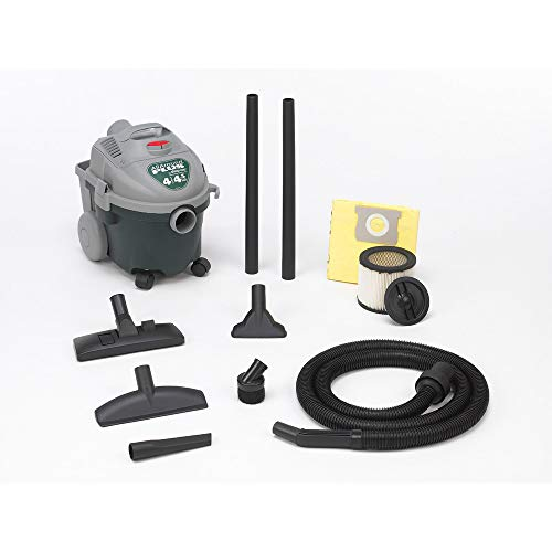 Shop Vac 587-04-00 4 Gallon 4.5 HP All Around Plus Wet & Dry Vac