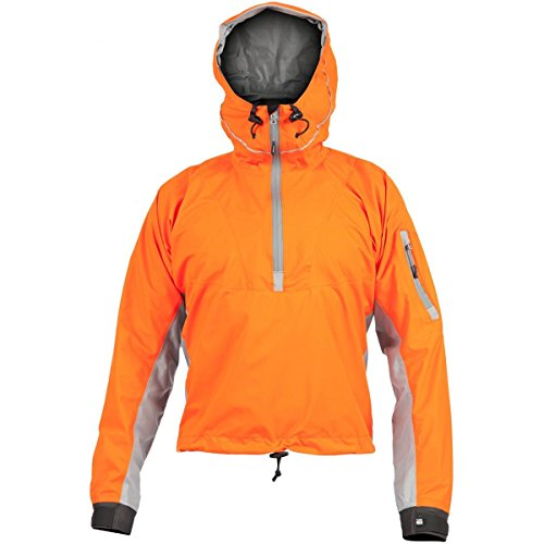 lite Pullover Paddling Jacket-Tangerine-M ()