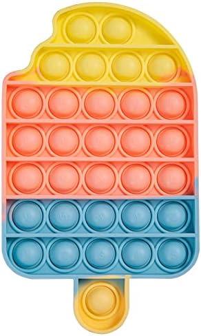LAVONE Fidget Toys, Push Bubble Fidgets Sensory...