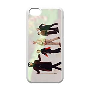 Charlie and the Chocolate Factory iPhone 5c Cell Phone Case White pcxp