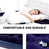 Twin Size Air Mattress for Inflatable - Portable