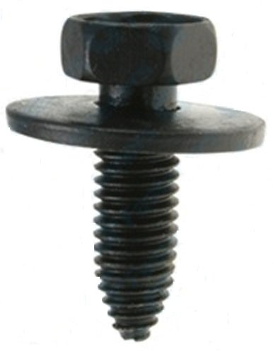 Price comparison product image 25 M8-1.25 X 25mm Hex Head Sems Bolts GM 11503619