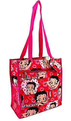 Betty Boop Medium Shopper Bag (Pink)