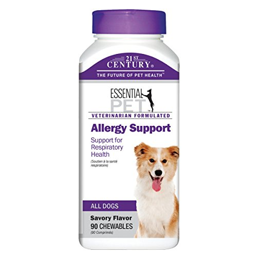 21st Century Essential Pet Dog Allergy Support,90 ct Review