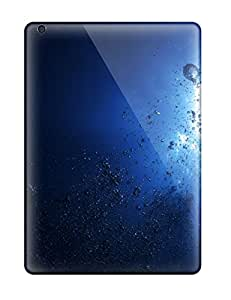 Sanchez Mark Burgess's Shop 3028191K80397452 Tpu Case Cover For Ipad Air Strong Protect Case - Under The Water Design