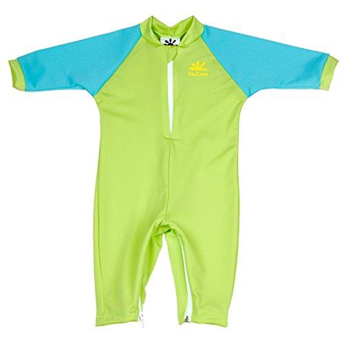 Salus Bijoux Baby Vest Blue
