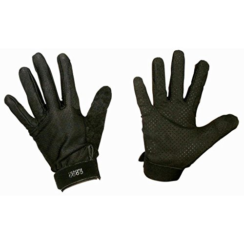 - Dublin Adults Everyday Cooltech Riding Gloves - Black - Medium