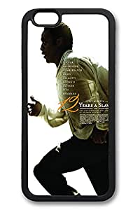 6 Plus Case iPhone 6 Plus Cases 12 Years A Slave TPU Back Cover Skin Soft Bumper Case for Apple iPhone 6 Plus
