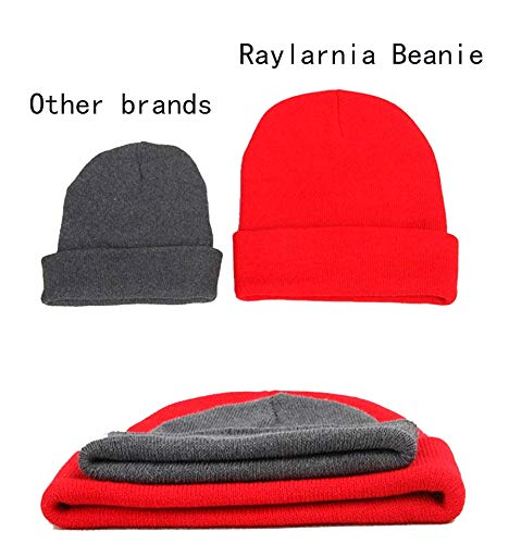 1b0c49ebbb3 Beanie Warm Comfortable Soft Oversized Thick Cable Knitted Hat Unisex Knit  Caps