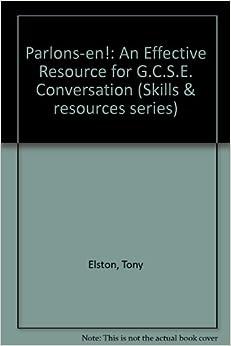 Elitetorrent Descargar Parlons-en!: An Effective Resource For G.c.s.e. Conversation De PDF A PDF
