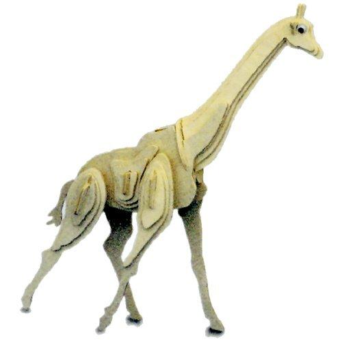Girafe QUAY Kit de construction en bois FSC