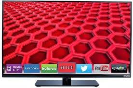 """VIZIO 39"""" Class 1080p 120Hz Full Array LED Smart TV - Black (E390i-B0)"""