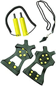 Frabill Retractable Ice Picks   Emergency Gear for Ice Fishing   Available s or Part of a Kit