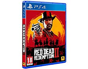 Red Dead Redemption 2 Video Game (PS4)