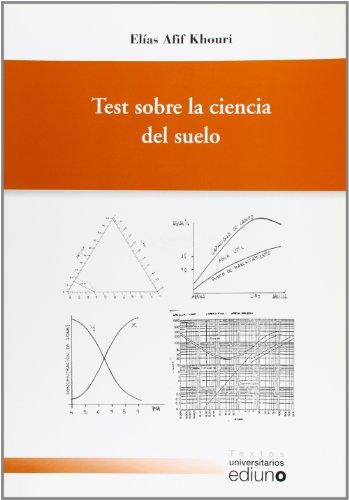 Descargar Libro Test Sobre La Ciencia Del Suelo Elías Afif Khouri