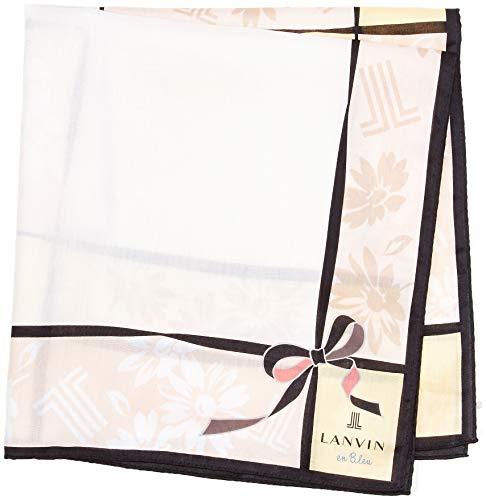 [랑방 온 블루] 손수건 레이디스 프린트 handkerchief