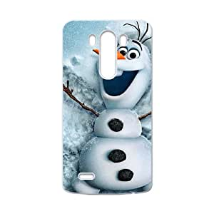 Frozen Snowman Olaf Phone Case for LG G3