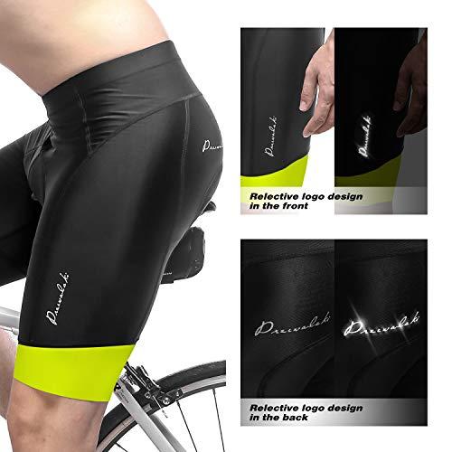 Przewalski Mens 3D Padded Cycling Shorts bee98e455