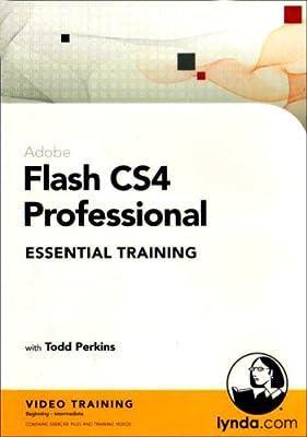 Flash CS4 Pro Essential Training