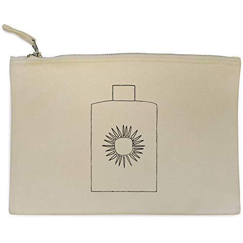 Solar' Azeeda Accesorios cl00012029 Case De Embrague 'crema Bolso rrxU5q7