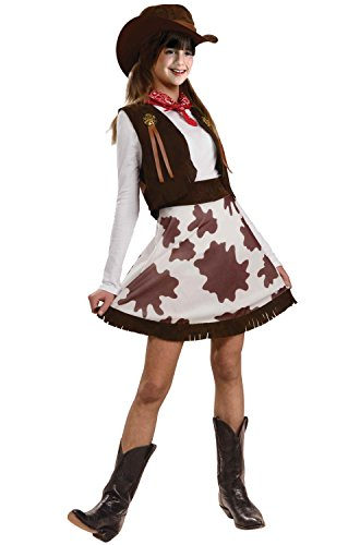 Forum Novelties Cowgirl Child Costume, Small - Cowgirl Dress Up