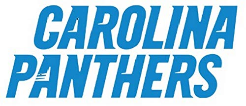 Carolina Panthers Logo Die Cut Vinyl Sticker Decal