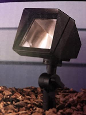Portfolio Landscape Spot Lights Low Voltage LED 5W Specialty Textured Bronze NEW
