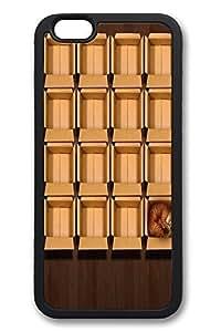 6 Case, iPhone 6 Case Cat In A Box TPU Silicone Gel Back Cover Skin Soft Bumper Case Cover for Apple iPhone 6 by Maris's Diaryby Maris's Diary