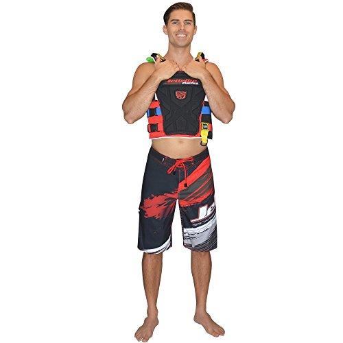 ripped-mens-board-shorts-red-pwc-jetski-ride-race-apparel-40