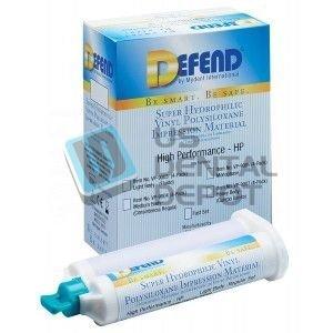 DEFEND- VPS Heavy Body Reg-Set 4 x50ml Cartridge/Kit - Mfg # 113670 Us (Reg Set)