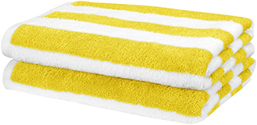 AmazonBasics Cotton Beach Towel 30