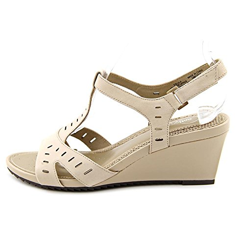 Taupe Women's Spirit Easy Lula Sandals T Wedge Strap 50w8qdw