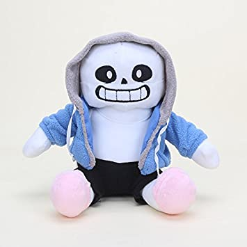 New Arrival Undertale Sans Plush Soft Toy Doll For Kids Gift-Nueva Llegada Undertale Sans