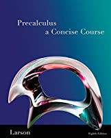 Precalculus: A Concise Course, 2nd Edition Front Cover