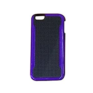 Carry360 Small Blade Color Matching Slim lightweight and Form-Fitted Phone Case for IPhone 6 (4.7) PURPLE