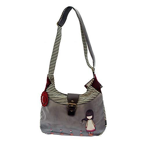Gorjuss Shoulder Rose Slouchy Bag Last Handbag Santoro From aFfrtaq