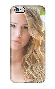 Anne C. Flores's Shop 2684658K11543267 Hot Design Premium Tpu Case Cover Iphone 6 Plus Protection Case(jennifer Lawrence)