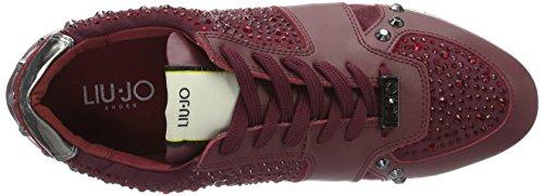 LIU JO Shoes Femmes - Sneaker AURA S66011 P0254 - red