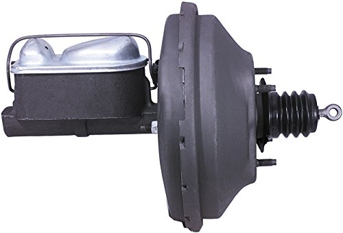 Brake Booster Line - Cardone 50-3703 Remanufactured Power Brake Booster with Master Cylinder