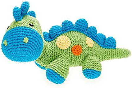 CROCHET PATTERN in English - Dinosaur - Baby #5 - Babies ... | 286x425