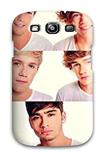 New Premium Flip Case Cover One Direction7 Skin Case For Galaxy S3