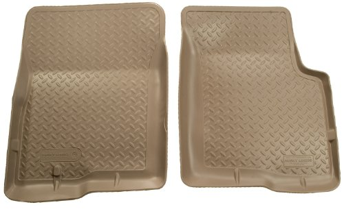 Husky Liners Front Floor Liners Fits 97-02 Expedition, 01-03 F150 SuperCrew Cab