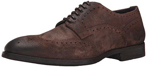 To Boot New York Men's Benton Oxford, Brown Light T Moro, 7 M US To Boot New York Wingtips Oxfords